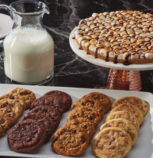New! Dessert from the bakers in the Cookie Kitchen