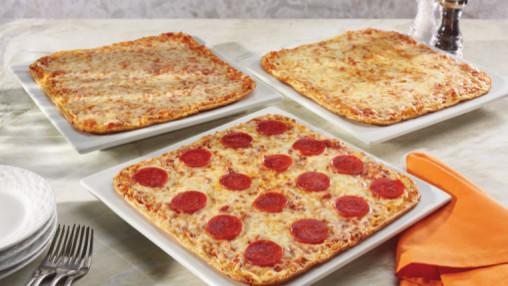 Gourmet Flatbread Trio Little Caesars Little Caesars Pizzas