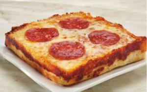 Little Caesars Microwave Deep Dish Pizza Kit
