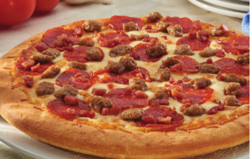 3 MEat Treat Pizza Kit