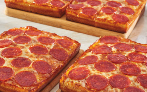 Deep! Deep! Dish Pizza Kit