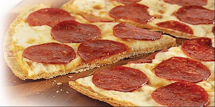 Little Caesars Thin Crustl Pizza Kit